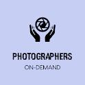 PHOTOGRAPHERS ON-DEMAND icon