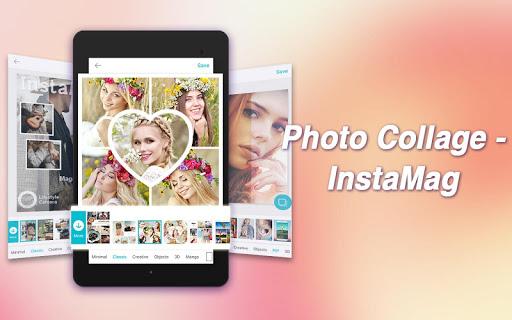 Photo Collage - InstaMag screenshot 17