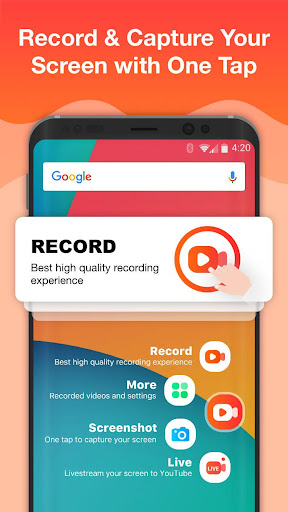 Download Screen Recorder For Game, Video Call, Online Video MOD APK 1