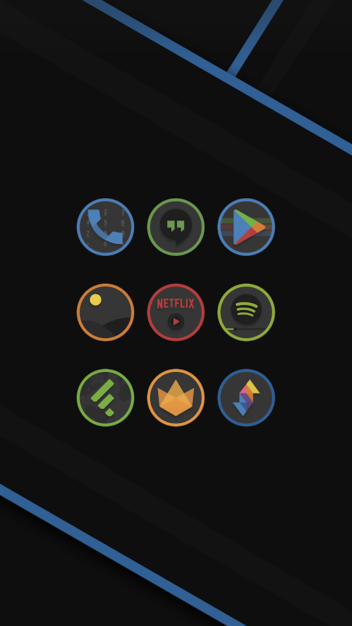 Devo Icon Pack for Android