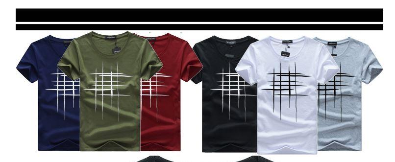 ea3a59b34 Men's T Shirts Print cotton gildan heavy Summer Style Short Sleeve ...