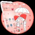 Sweet Couple Valentine Love Theme icon