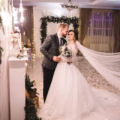 Wedding photographer Alina Procenko (AlinaProtsenko). Photo of 22.01.2018