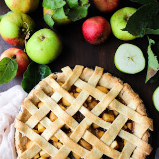 Almond Flour Pie Crust Apple Pie Recipes