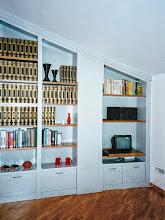 Photo: libreria mobile contenitore