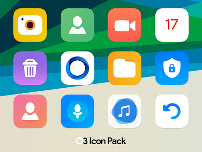 O3 Free Icon Pack Screenshot