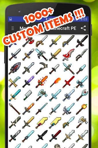 Mod Maker for Minecraft PE 1.5 screenshots 5