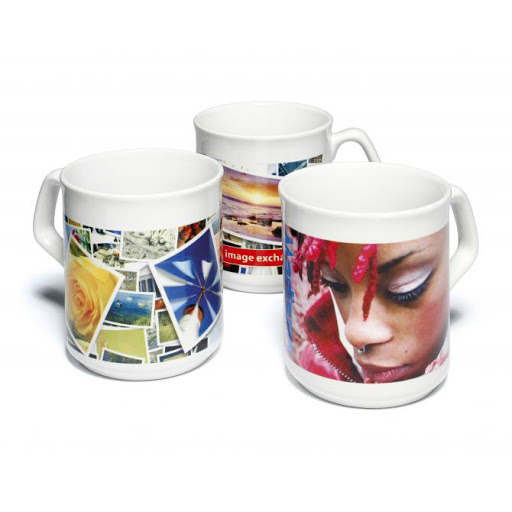 Photo Printed Durham Mugs