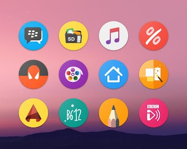 Pixel Icon Pack-Nougat Free UI screenshot 6