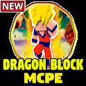 Dragon Block Saiyan Mod for Minecraft PE icon