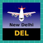 FLIGHTS New Delhi Airport icon