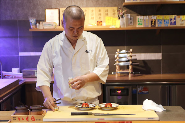 台南美食-職人手作無菜單日式料理丨江戶前壽司的私藏真功夫