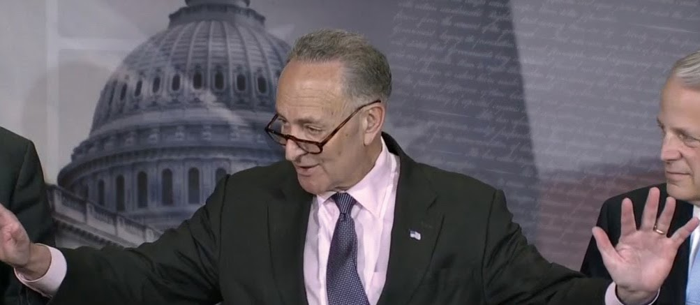 Sen. Schumer's warning about special counsel Mueller
