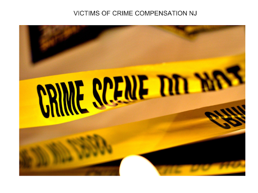 Victims of Crime Compensation NJ