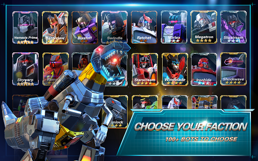 Transformers:Earth War 1.9.0.66 screenshots 23