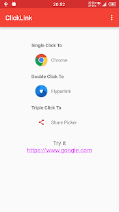 ClickLink Browser Helper- screenshot thumbnail
