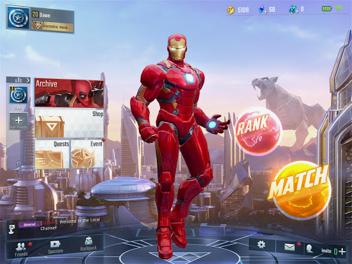 MARVEL Super War apkmr screenshots 16