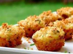 Idaho Potato Crab Cakes