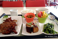 甲竹園創意豬排料理