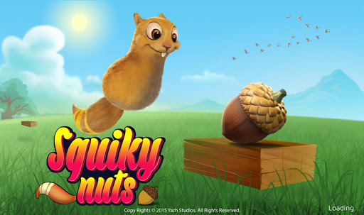 Squiky Nuts