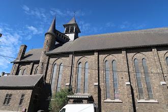 Photo: Eglise du Sacré Cœur, rue des fortifications