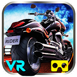 Highway Stunt Bike Riders VR Icon