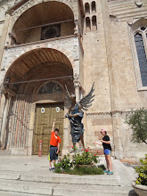 Photo: Okay, I admit, I have no idea where this is in Verona. Anyone else know?