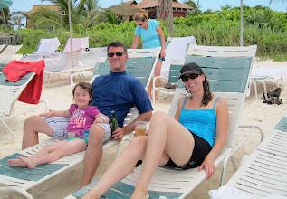 Photo: Enjoying Castaway Cay