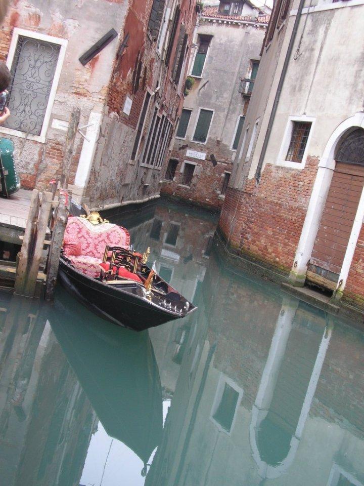 riflessi veneziani ... in bilico ... di chopin