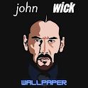 John Wick Wallpaper free icon