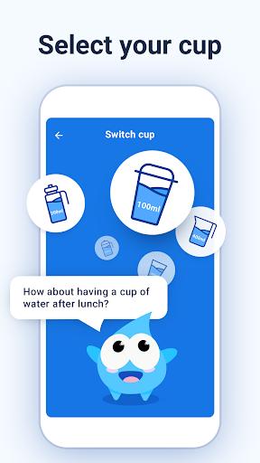 Drink Water Tracker screenshot 2