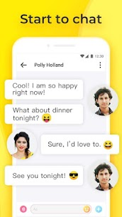 Sweet Chat -Free Chat Online,Chatting app,Meet me Apk Download 4
