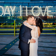 Wedding photographer Mick Cookson (mcphoto). Photo of 11.01.2017