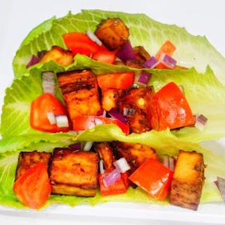 Super Easy Baked Tofu.