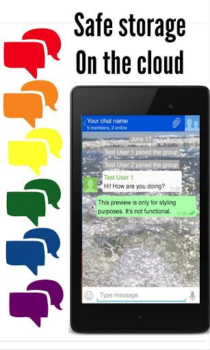 Messenger App screenshot 5