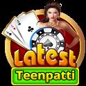 Latest Teen Patti - Free Online Indian Poker Game icon