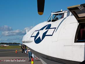 Photo: Consolidated PBY-5A Catalina (G-PBYA) at Rygge Air Show 2009
