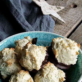 Vegan Coconut Macaroons Recipe
