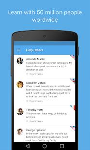 App Learn to speak Italian with busuu APK for Windows Phone