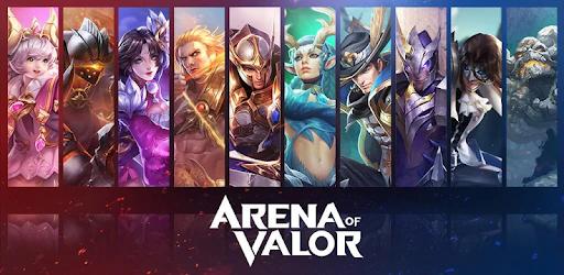 Arena Of Valor 5v5 Arena Game Apps On Google Play