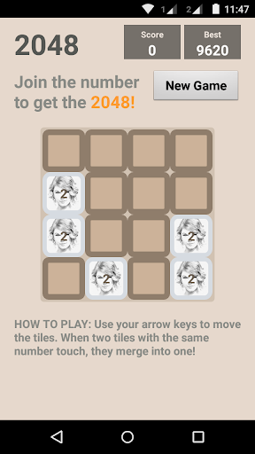 2048 : Taylor Swift Game