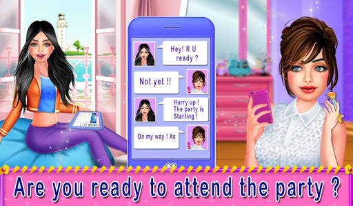 Princess Be My Valentine Game apkmr screenshots 2