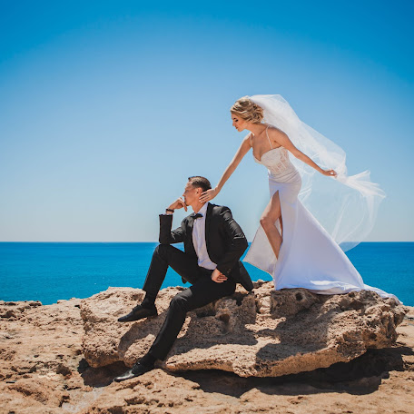 Wedding photographer Milena Moskvitina (magicmood). Photo of 19.05.2017