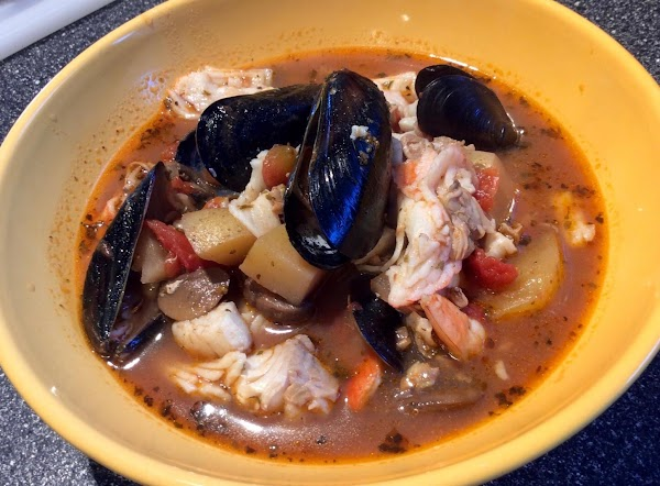 Cioppino Stew Recipe