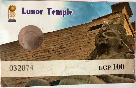 Luxor Entry Ticket