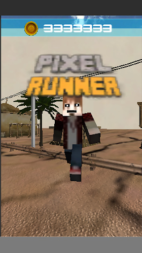 Pixel Runner 8-Bit Zombie Town