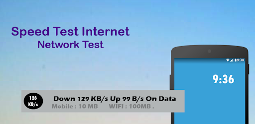 Speed Test Wifi-Network ‒ Applications sur Google Play