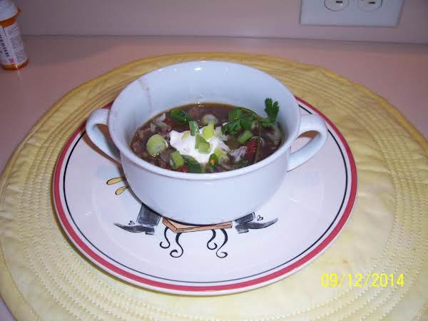 Best Ever Black Bean Soup Recipe