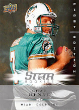 Photo: Chad Henne 2008 Upper Deck First Edition RC