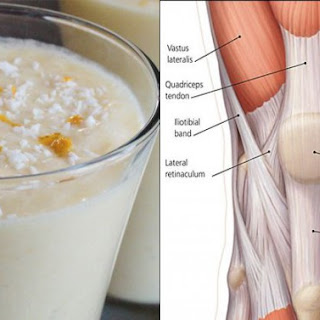 This Cinnamon and Pineapple Smoothie Will Make Strong Your Knee Ligaments and Tendons